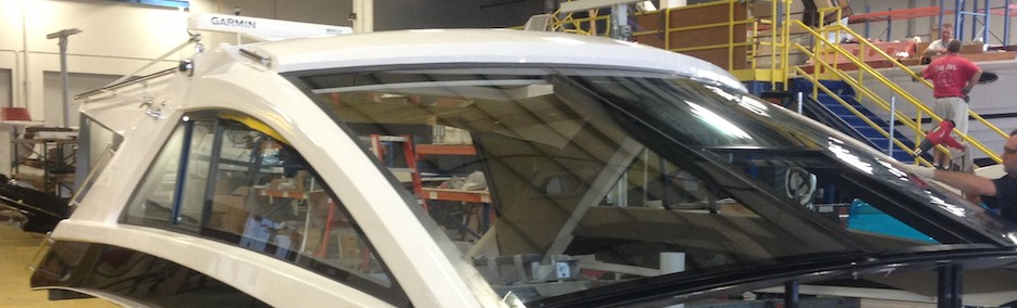 regal yacht window tinting florida