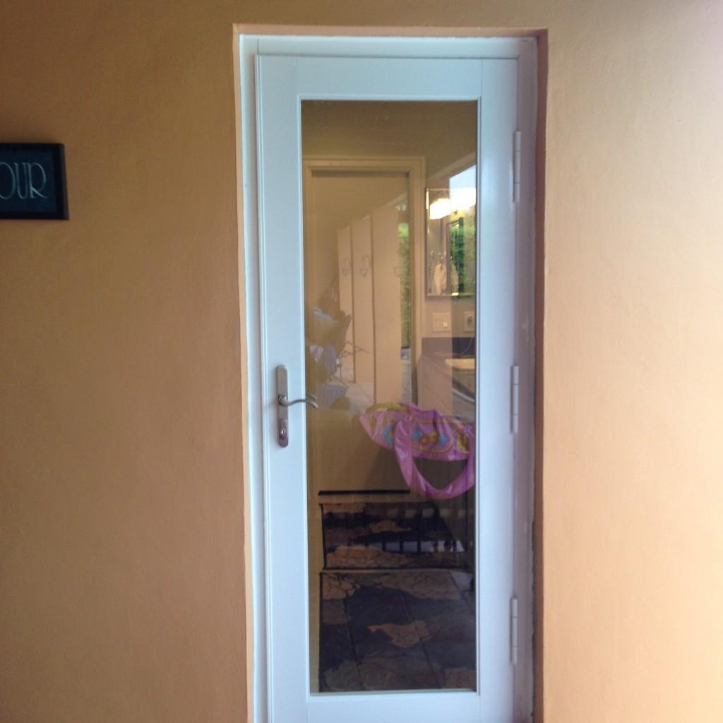 frost window film for privacy glass door