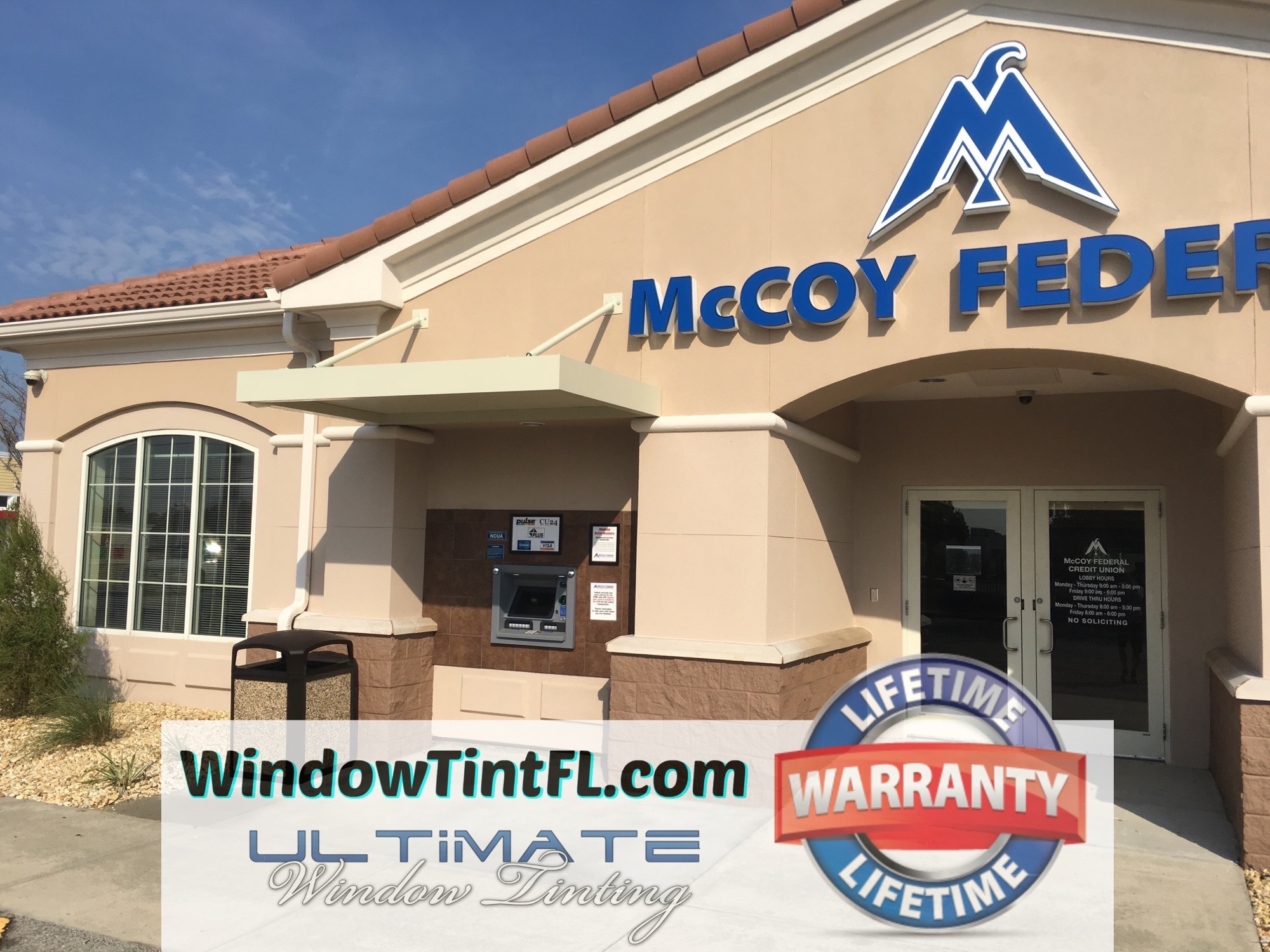 Privacy Window Tinting in Lake Mary Florida
