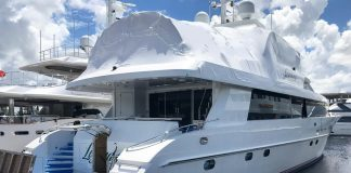 Marine Window Tint Florida Yacht Window Film