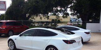 Tesla Window Tint Orlando Model 3 Window Tint Orlando