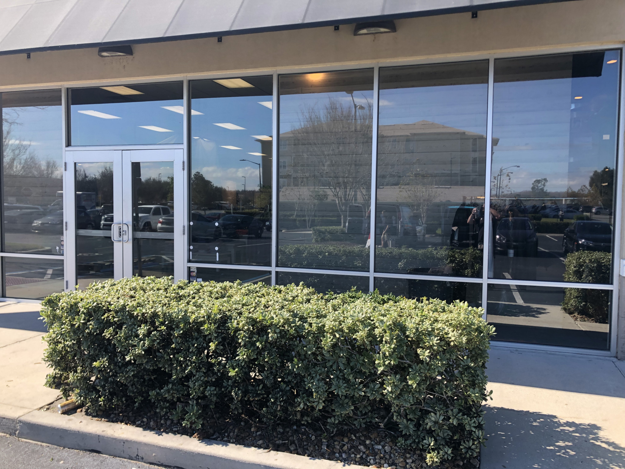 Commercial Window Tint Orlando Heat and UV Blocking