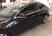 Tesla Model 3 Window Tint in Orlando - Pinnacle Ceramic Window Tint