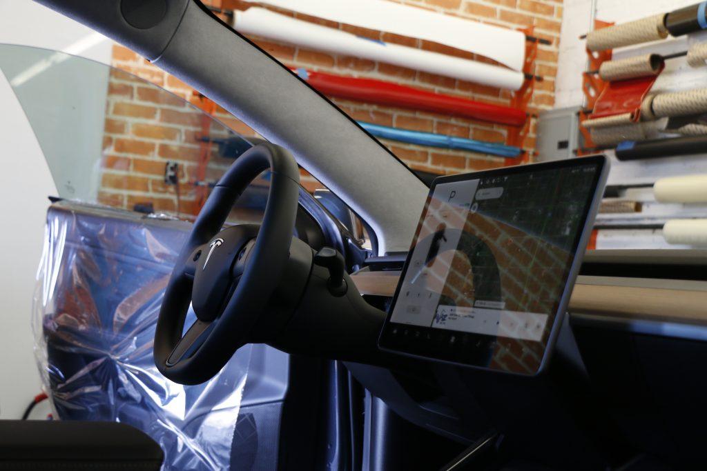 Tesla Model 3 Window Tint Orlando