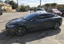 Best Window Tint for Tesla Model S in Orlando FL