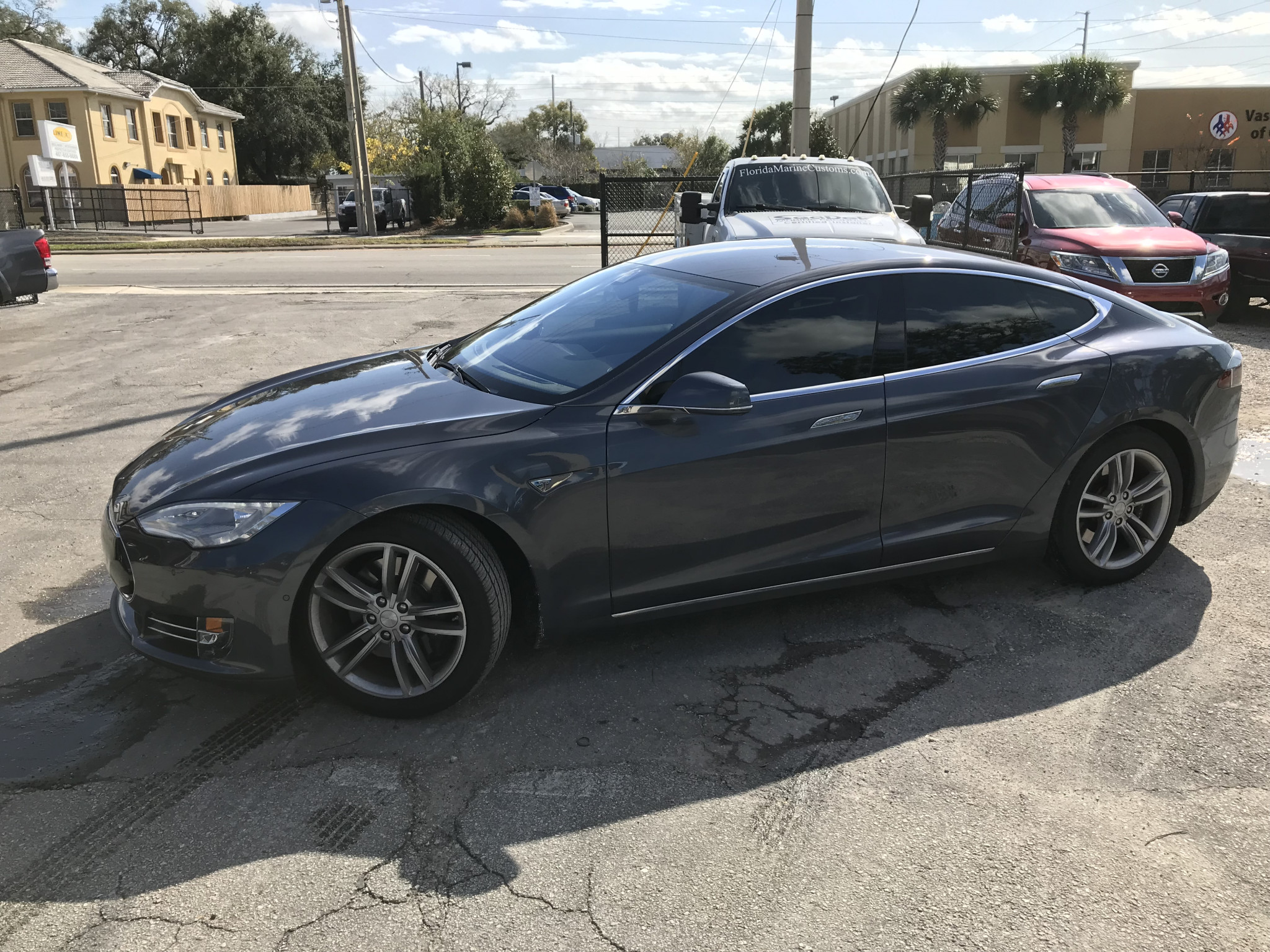 Best Window Tint For Tesla Model S In Orlando Fl Ultimate