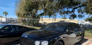 Exotic Car Window Tint Orlando FL