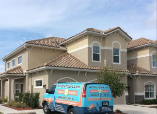 Mobile Window Tinting Orlando