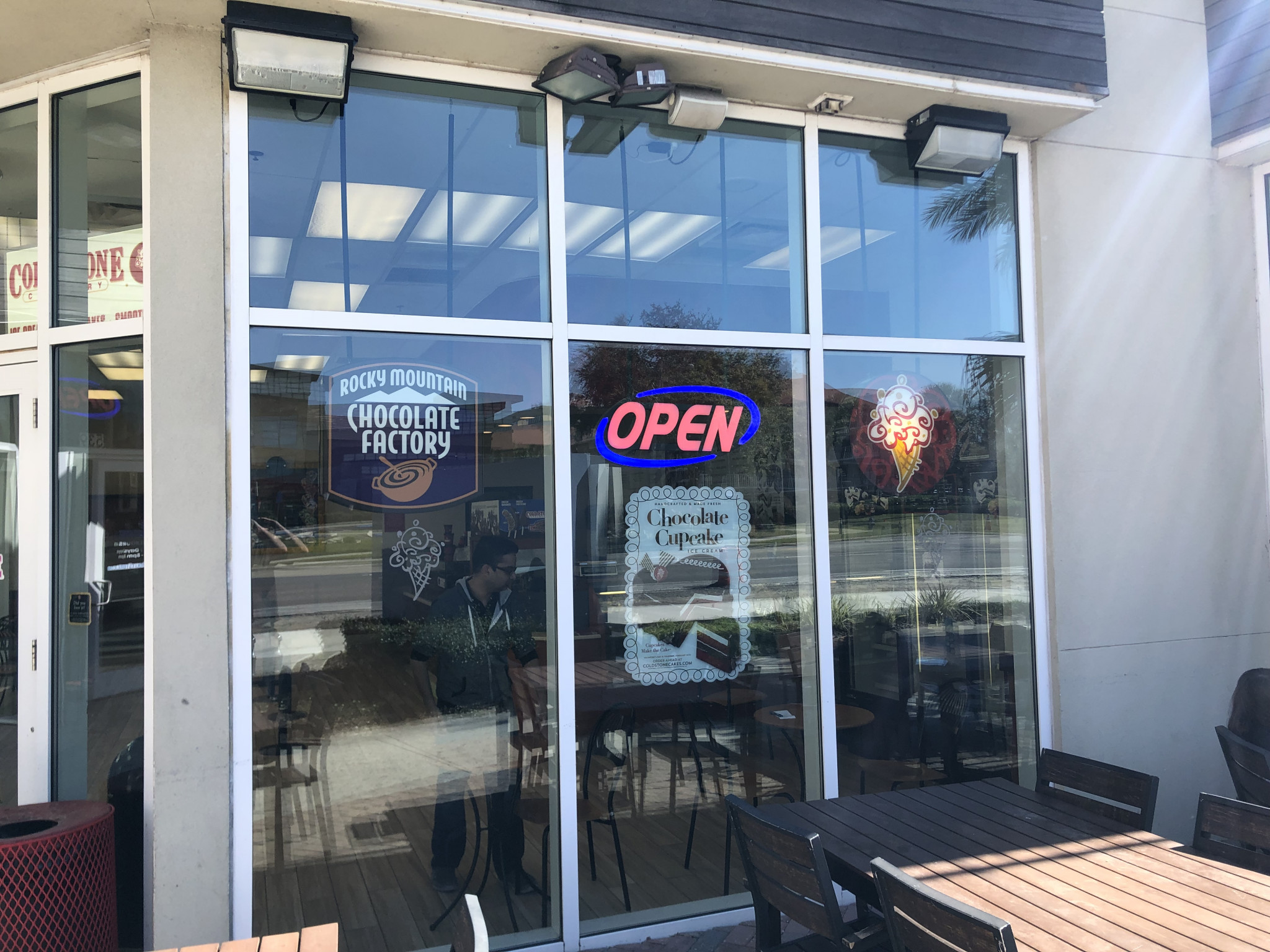 Storefront Commercial Window Tinting in Orlando