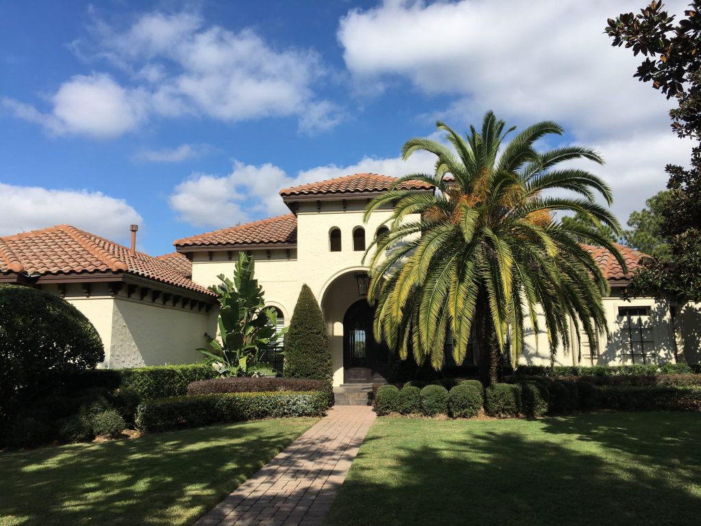 Clear Home Window Tinting Film in Orlando Windermere