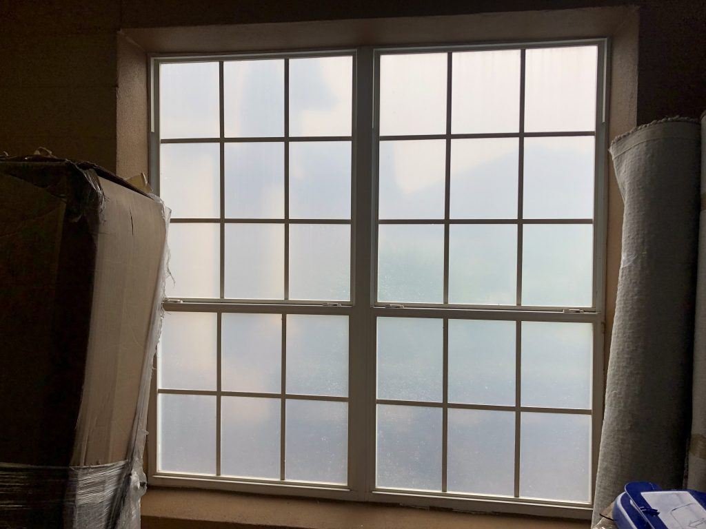 Windermere Home Window Tinting Frosted Privacy Tint