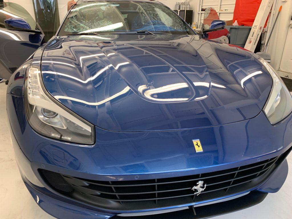 Ferrari Lusso Window Tinting in Orlando FL