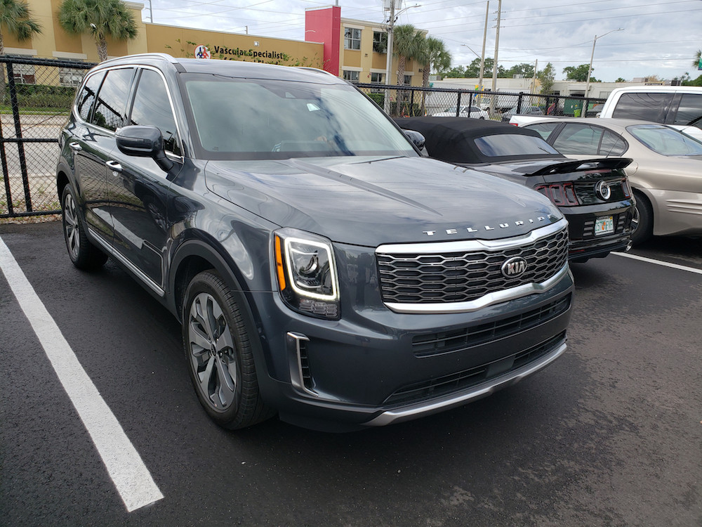 Best Car Window Tint 2020 Kia Telluride Window Tint and Clear Bra Paint Protection Film
