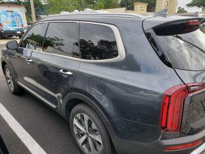 2020 Kia Telluride Window Tint Orlando