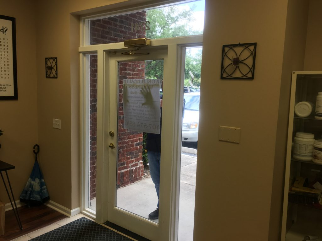 Commercial Window Tint Orlando
