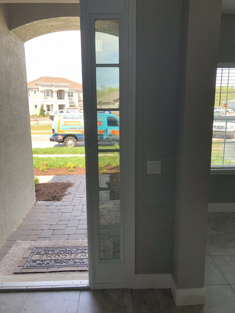 Home Door Window Siders Tinted Orlando FL