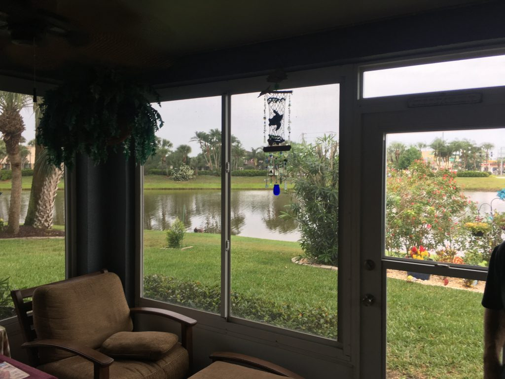 Outside Home Glare Heat Reduction Tint