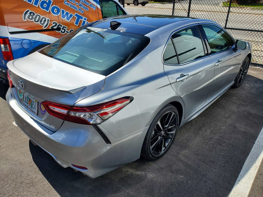 Window Tint for 2019 Toyota Camry in Orlando, FL ...