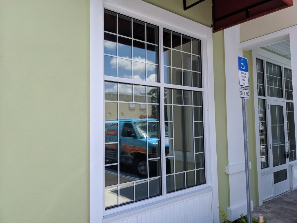 privacy window film business