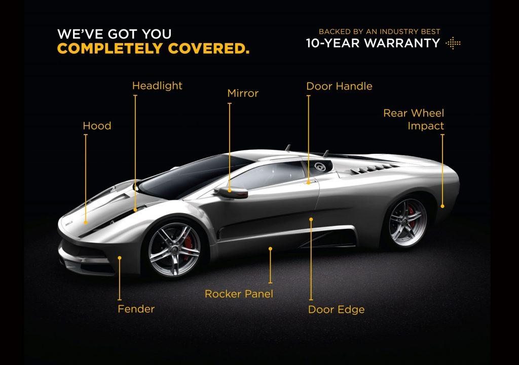 Orlando XPEL Paint Protection Model Y Tesla