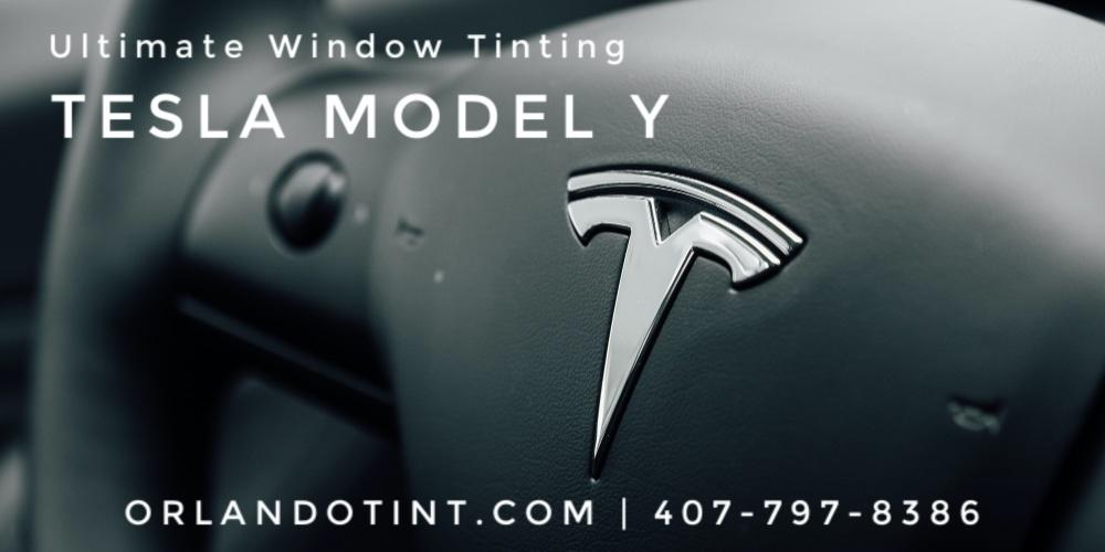 Tesla Model Y Ceramic Pro Orlando