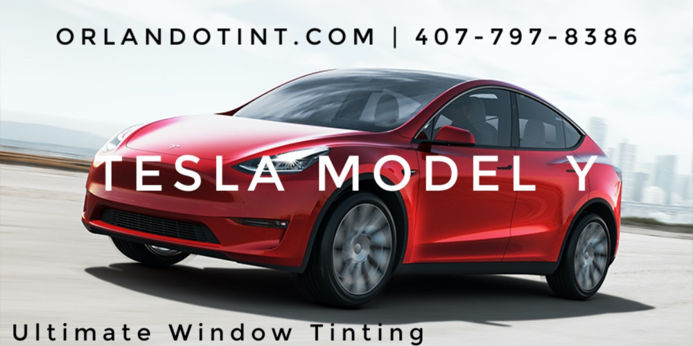 XPEL Paint Protection for Tesla in Orlando