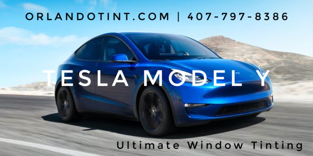 What is the best window tint for my Tesla Model Y in Orlando